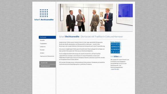 Scharf Rechtsanwälte - Die Kanzlei mit Tradition in Celle und Hannover