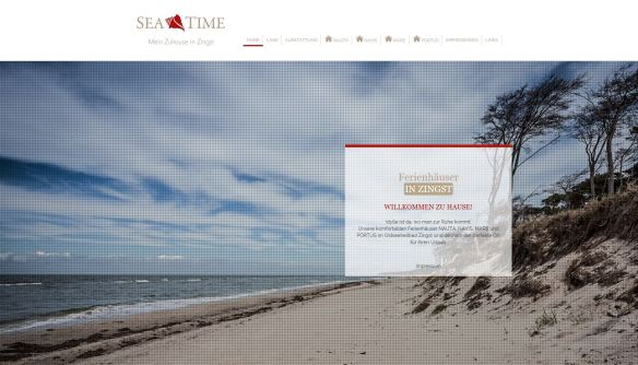 Seatime in Zingst an der Ostsee