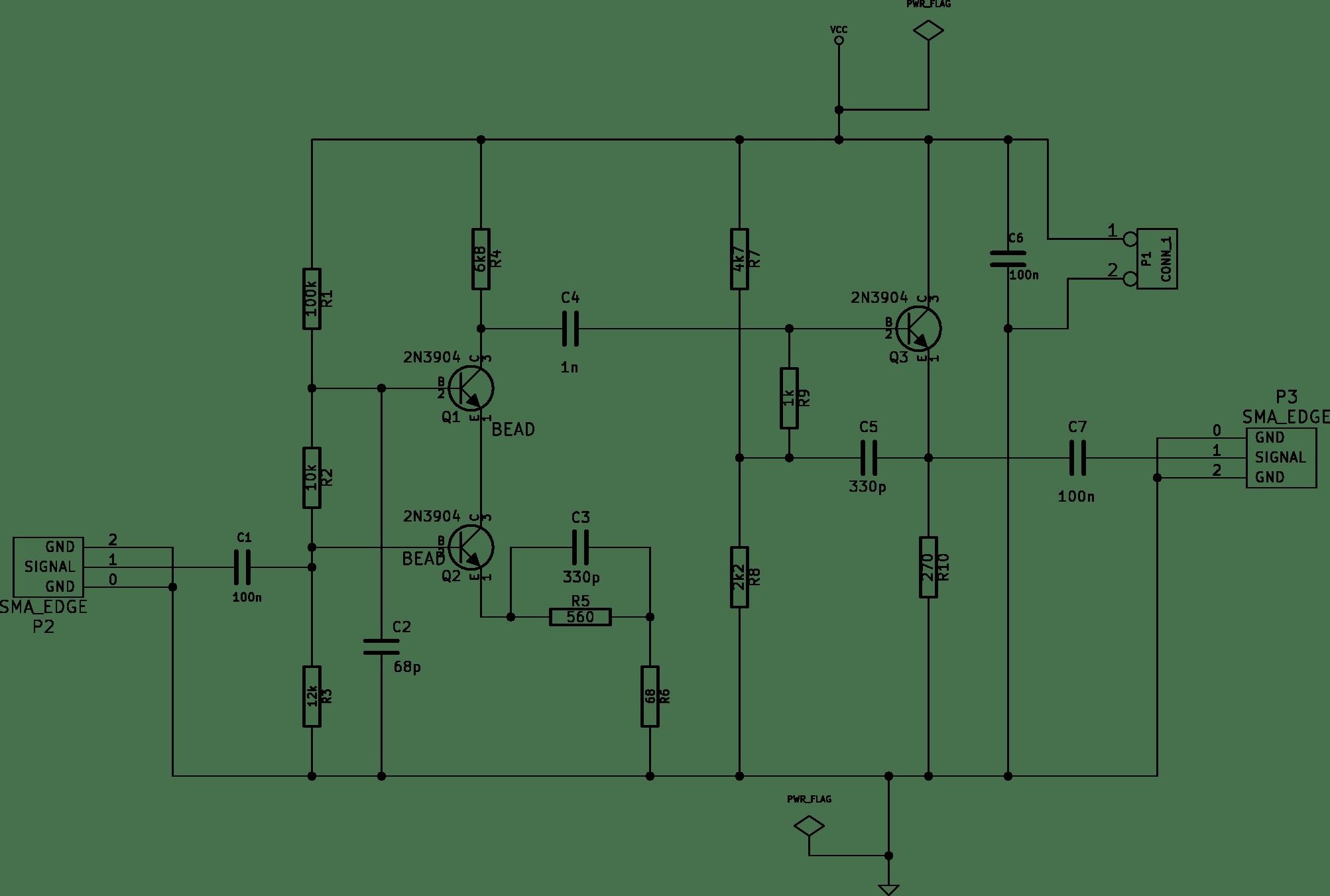 A Signal Amplifier Module For Hf Marcusjenkins