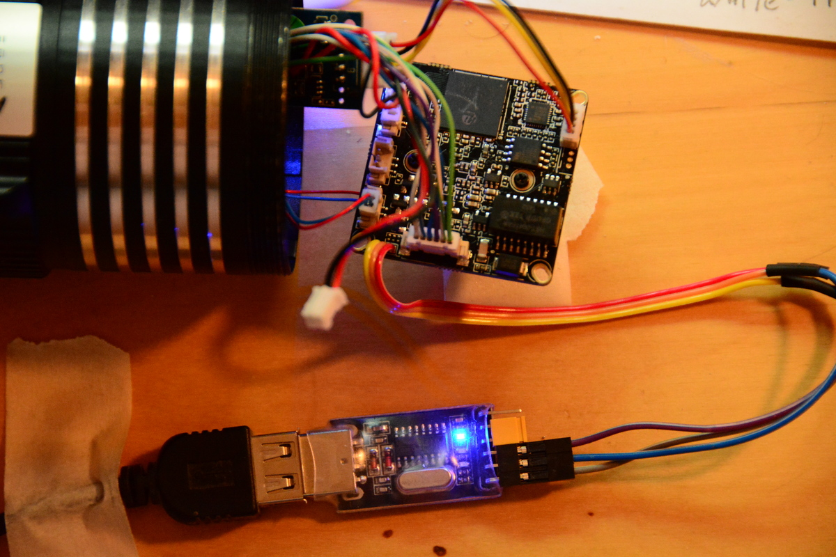 Hacking Cheap eBay IP Camera – marcusjenkins com