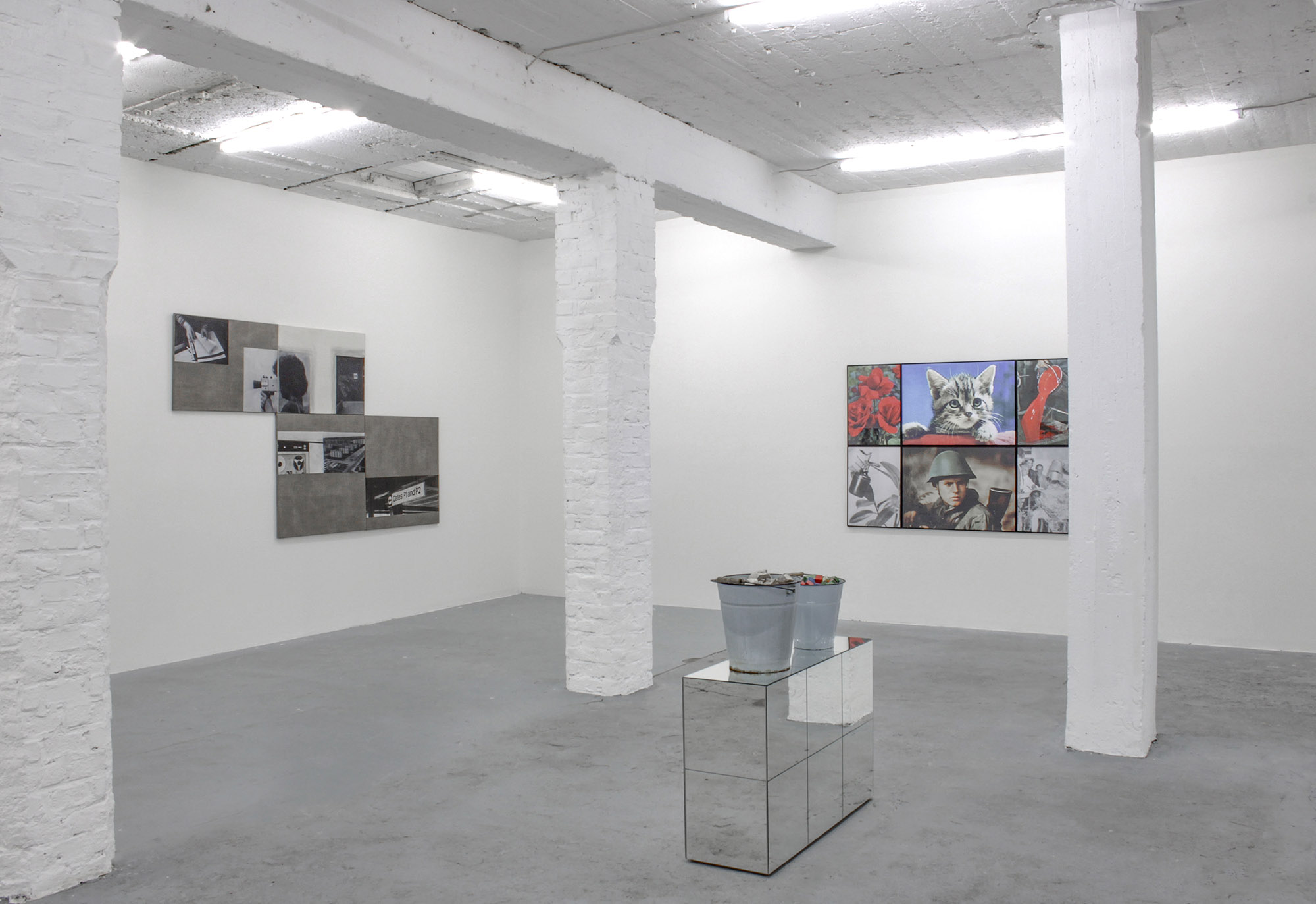 CONDITION REPORT Installation view Schmidt&Handrup, Cologne