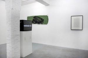 COSMIC DISTURBANCE Installation view Schmidt&Handrup, Cologne
