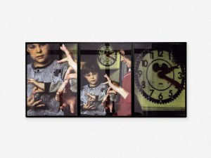 Marcus Kleinfeld, FORMUNG, 2014 3 inkjet prints 42 x 90 cm