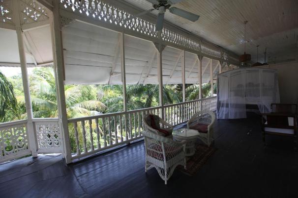Hotel Oloffson Port au Prince4