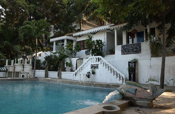 Hotel Oloffson Port au Prince5