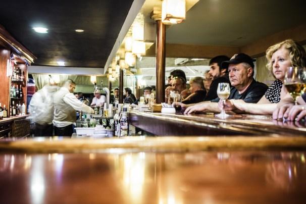 Bar opened 24h at Melia Las Duna Resort in Cuba