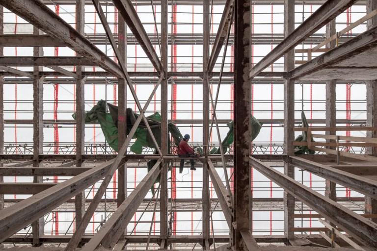 Baudokumentation von Marcus Schwier