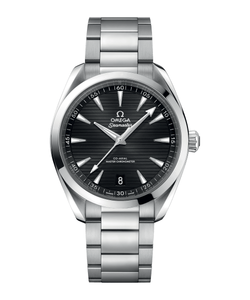 Omega Seamaster Aqua Terra 150M Co-Axial Sort Skive 41 MM-220-10-41-21-01-001