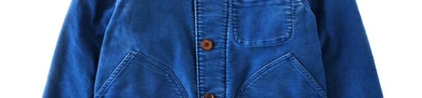 Visvim Minie Hunting Jacket (DMG Moleskin) @Visvim_now