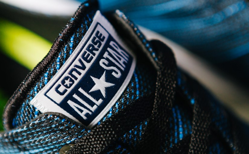 "Converse's Chuck II ""Knit"" Collection Experiments With A New Material @Converse #ChuckII"