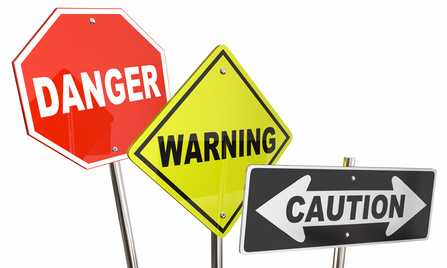 Yellow flags in due diligence background investigations