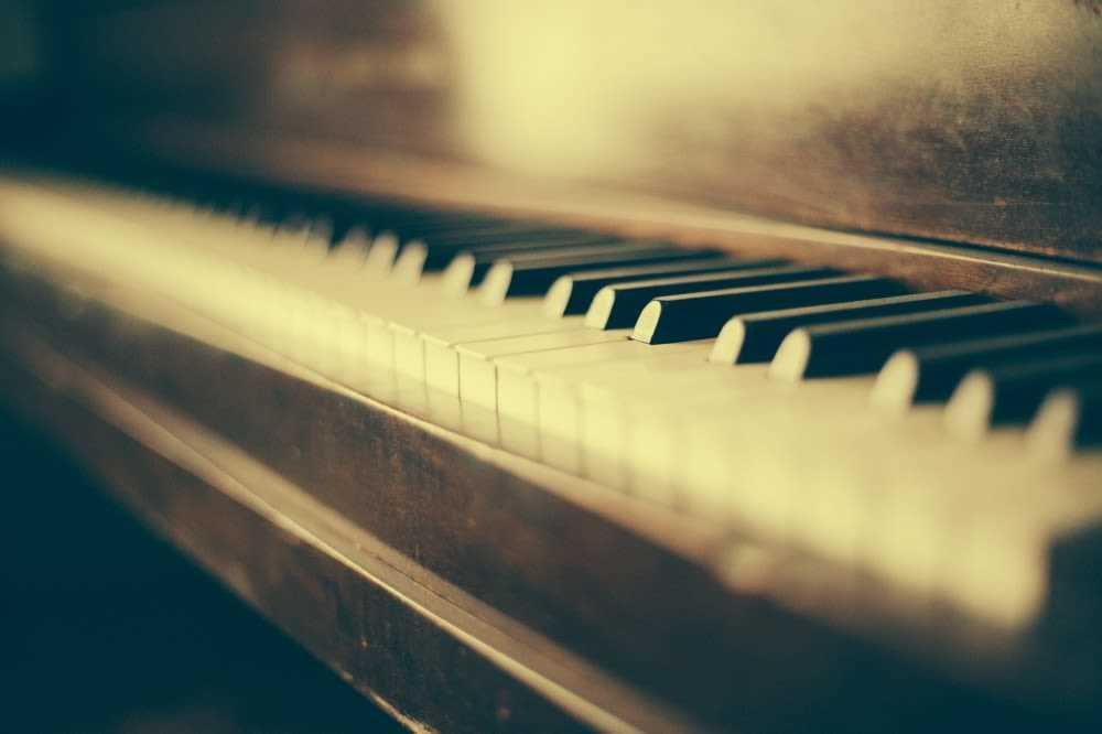 """""""Hallelujah"""" - Piano"""