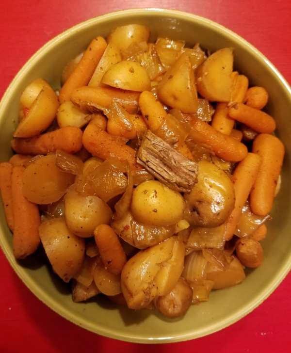 Crock Pot Roast with a Kick 1