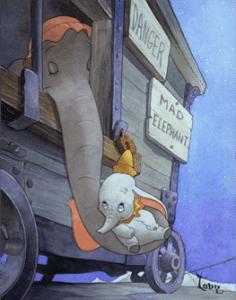 """""""Baby Mine"""" - Dumbo"""
