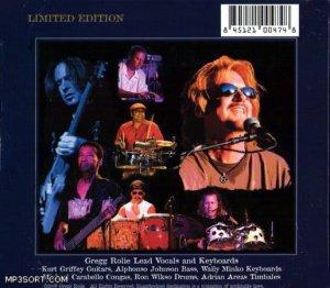 Terra Nova - Gregg Rolie Band
