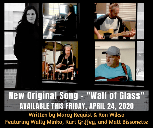 Marcy Requist and Band - Wall of Glass Release Announcement