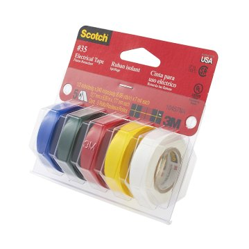 3M Scotch Electrical Tape Value Pack