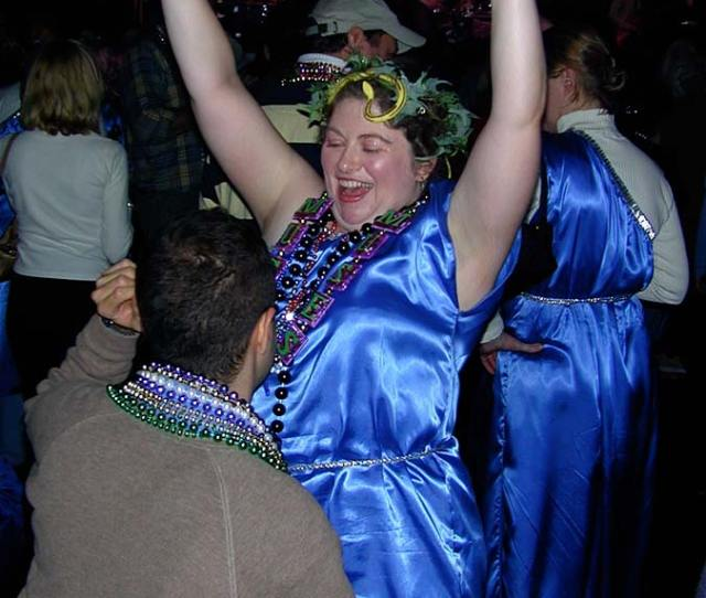 At Krewe Mardi Gras Celebrations The Dress Code And Style Of Revelry Reflect The Ethos