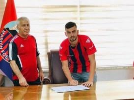Mardin Fosfat Spor'dan üç imza birden