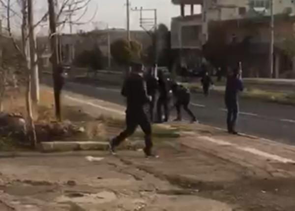 Mardin'de akraba iki ailenin silahlı kavgası dehşete düşürdü