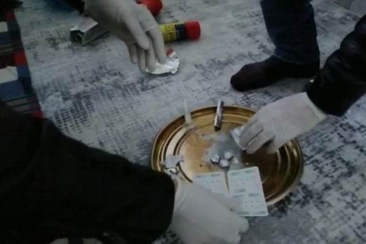 Mardin'de uyuşturucu çetesi çökertildi: 10 gözaltı
