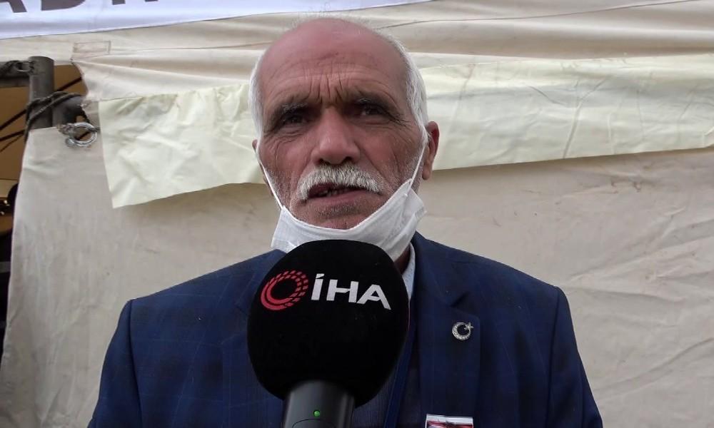"""Şehit polisin babası """"Ben oğlumu yıkadım, kurşunla öldürülmüş"""""""