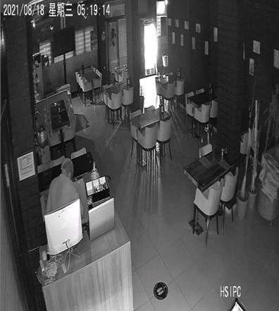 Mardin'de kafeye giren hırsız tablet, bilgisayar ve bahşiş kutusu çaldı