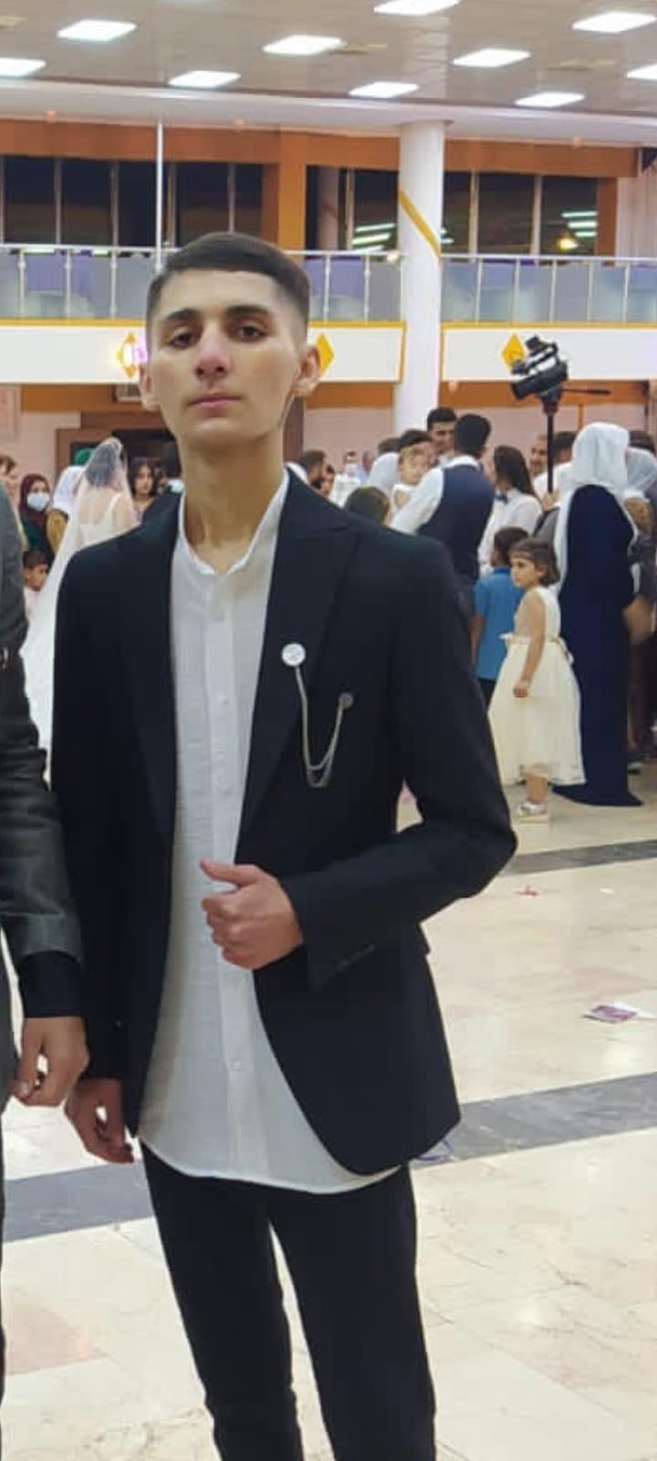 Mardin'de kayıp olan Ümüd Can Özden'den acı haber geldi