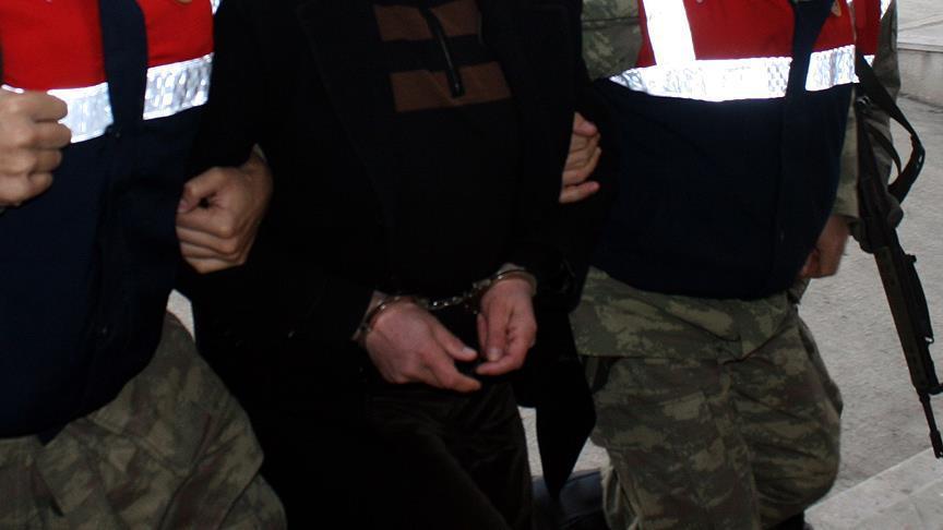 Arama kaydı bulunan  1 kişi yakalandı