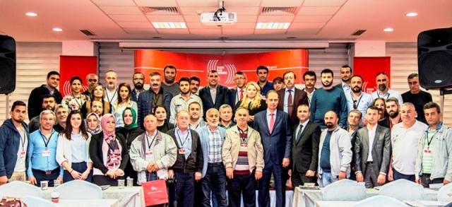 """""""BİK, basının gelişimi için KOSGEB, İŞKUR ve Kalkınma Ajanslarıyla işbirliği içinde çalışmakta"""""""