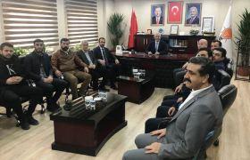 """""""AK Parti sadece siyaset üreten bir parti değildir"""""""