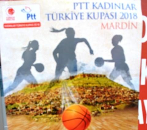 Mardin Kadınlar Basketbol Türkiye Şampiyonasına Ev Sahipliği Yapacak