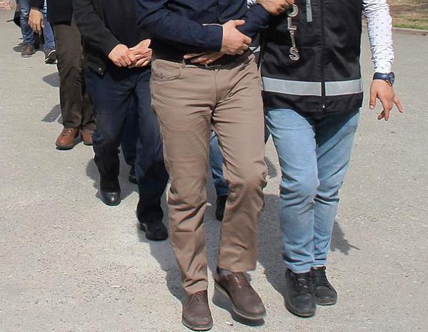 Mardin merkezli FETÖ operasyonunda 61 rütbeli askere gözaltı
