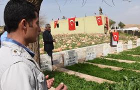 PKK saldırısında ölenlerin yakınlarından Mehmetçik'e destek