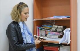Şehit Öğretmen Abdulvahap Yersiz İlkokuluna Kütüphane