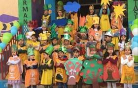 Yavru TEMA Öğrencileri  Orman Haftasını kutladı