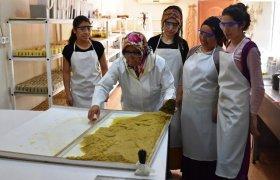 Artuklu Belediyesinden sabun üretimi kursları