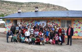 Konya'dan Eroğlu Köy Öğrencilerine Yardım Eli