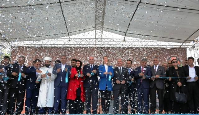 Restorasyonu tamamlanan Zeynel Abidin Camisinin açılışı yapıldı