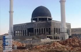 Rektör Ağırakça'dan camiye yardım  çağrısı