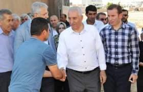 İl Başkanı Eri, Ortaköy Halkı Vefalıdır