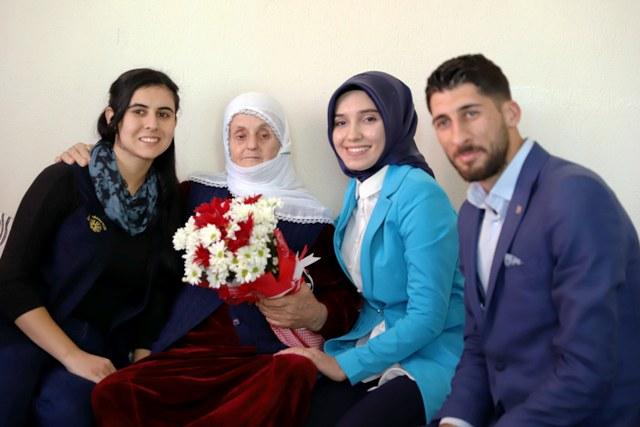 Şehit ve Gazi Yakınları için büyükşehir  belediyesinde Şube Müdürlüğü kuruldu