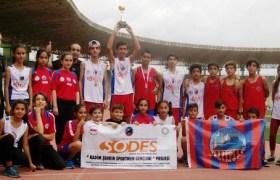Mardin Atletizm Spor Kulübü Bölge Şampiyonu
