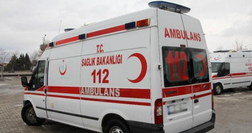 Nusaybin'de traktörün çarptığı kadın öldü