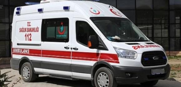Nusaybin'de trafik kazası: 1 ölü