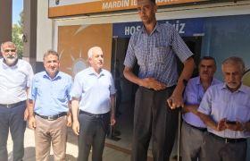 Sultan Kösen'den Ak Parti Mardin İl Başkanlığı'na Ziyaret