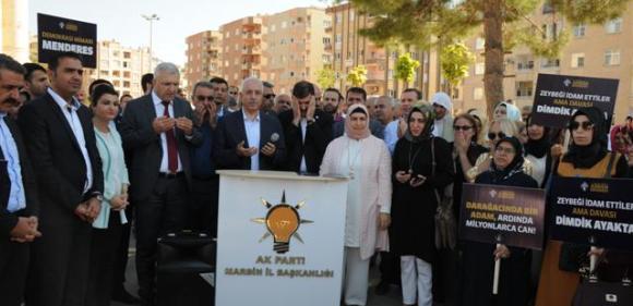 Başkan Eri: Menderesi Rahmetle Anıyoruz