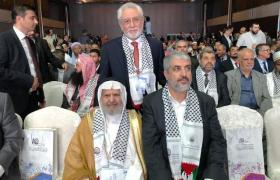 Rektör Ağırakça, Beytülmakdis Kanaat Önderleri Forumu'na Katıldı