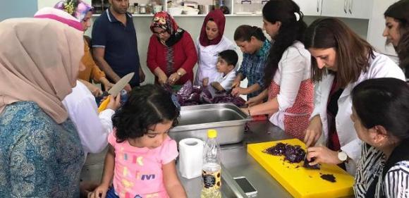 Olgunlaşma Enstitüsünden Mardin Mutfağına Aşçı