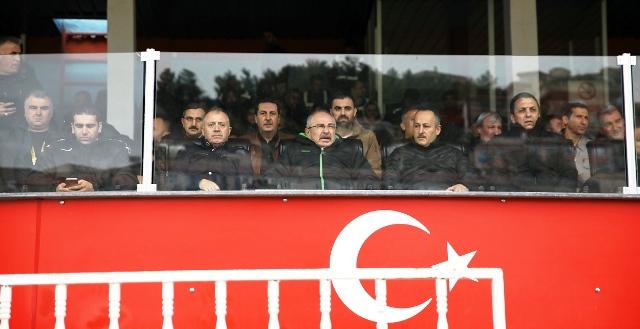 Büyükşehir Belediye Spor 2. Beraberliğini Aldı